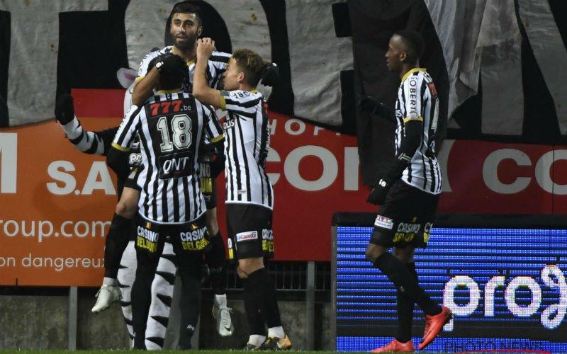DONE DEAL: Bayat helpt Charleroi aan vervanger van Tainmont