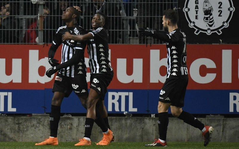 Charleroi heeft weinig overschot tegen 10 Westerlo-spelers