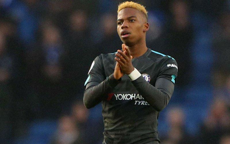 Chelsea vindt nog snel nieuwe club voor Charly Musonda Junior