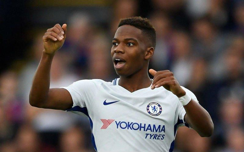 'Anderlecht broedde op opmerkelijk plan met Musonda Junior'