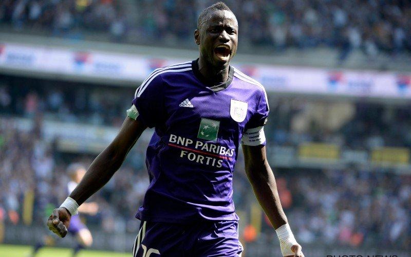 'Cheikhou Kouyaté kondigt spraakmakende terugkeer naar Anderlecht aan'