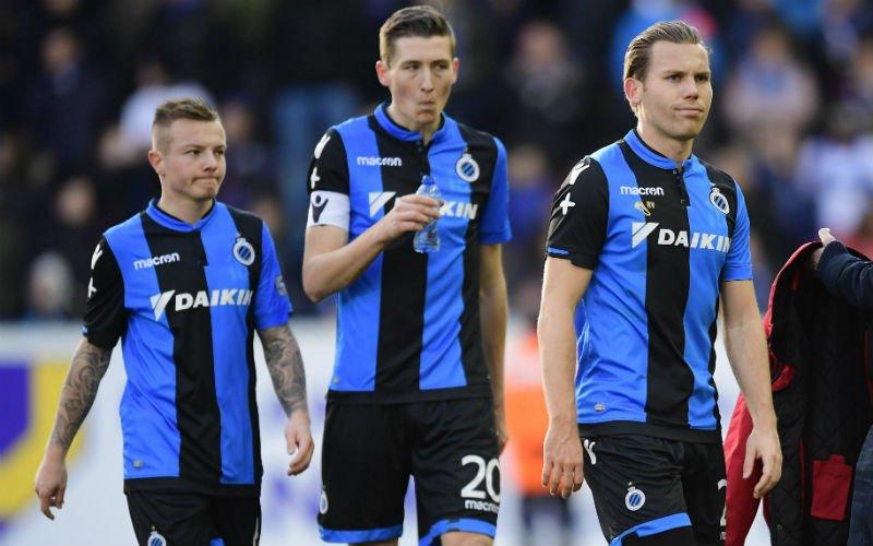 Zorgt Vanaken plots voor gigantische verandering bij Club Brugge?