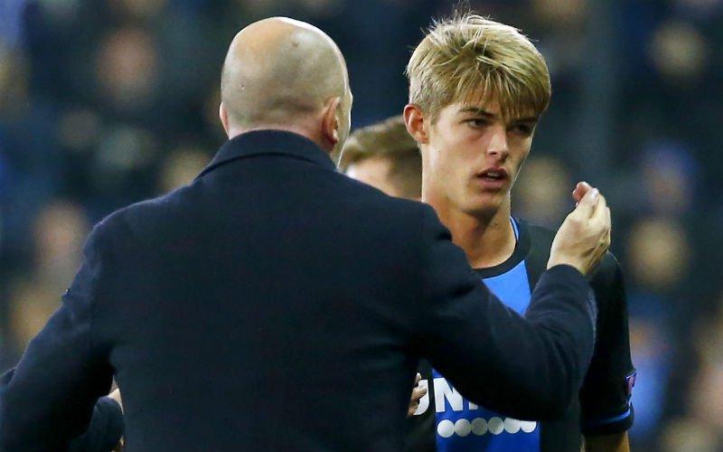 'Charles De Ketelaere vertrekt mogelijk al bij Club Brugge'