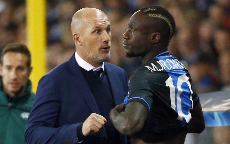 Clement neemt beslissing over terugkeer van Diagne bij Club Brugge