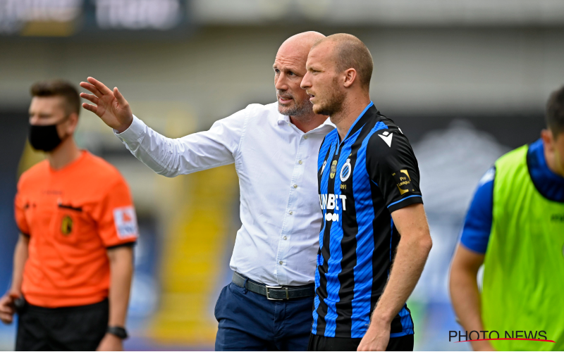 Verrassend: 'Clement schuift deze 5 spelers aan de kant bij Club Brugge'