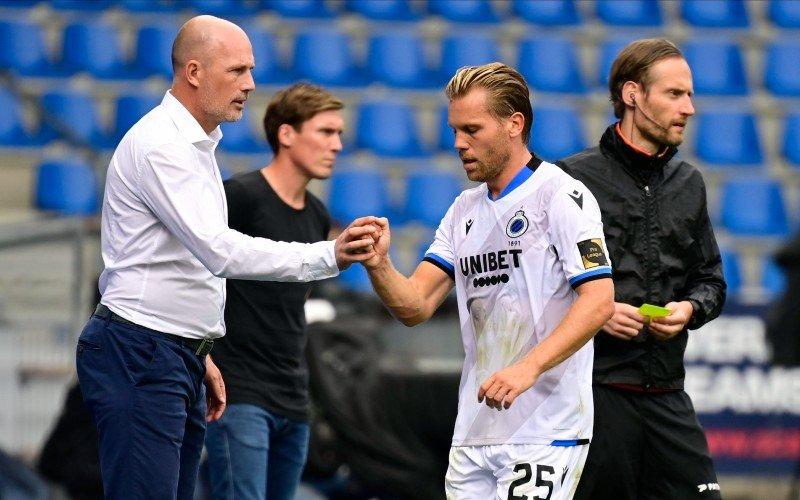 Opmerkelijke onthulling: 'Twijfels bij Club Brugge over Ruud Vormer'