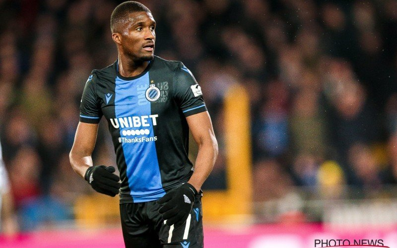 'Club Brugge neemt standpunt in over vertrek van Clinton Mata'