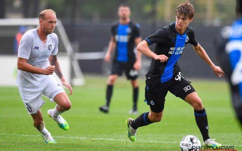 Club Brugge speelt gelijk tegen Beerschot na vroege achterstand