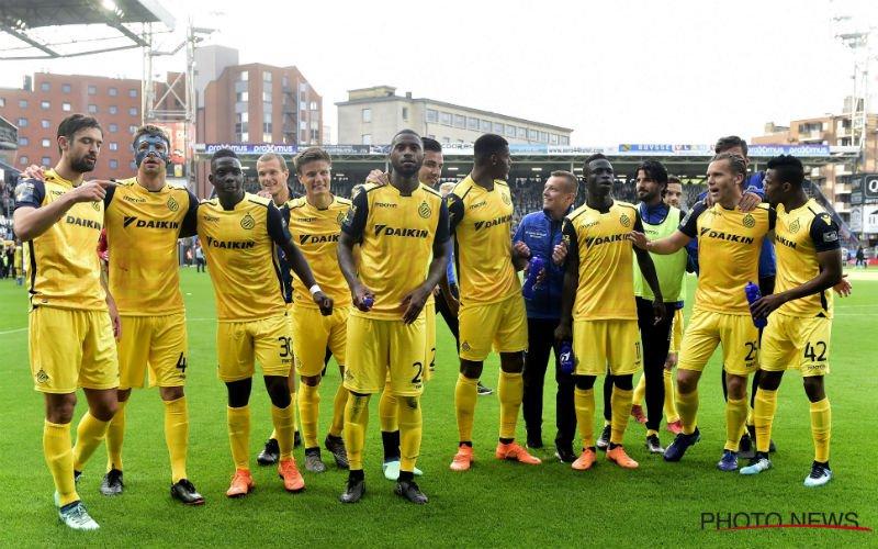 Matchfixing in Charleroi-Club Brugge?