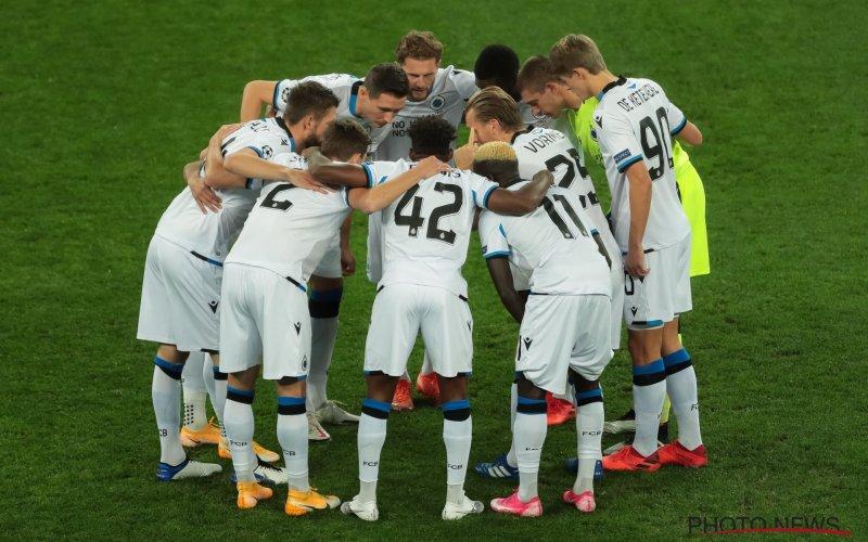 'Volgende matchen van Club Brugge mogelijk meteen uitgesteld'