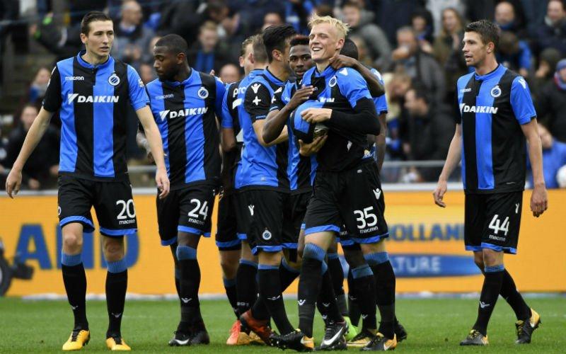 Bij Club Brugge is men overtuigd: