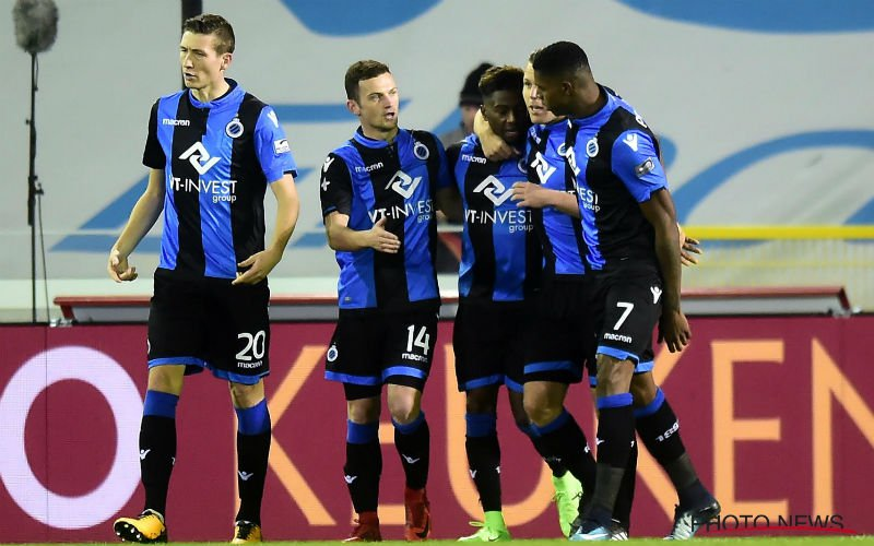 'Club Brugge neemt klinkende revanche na voorbije nederlagen'