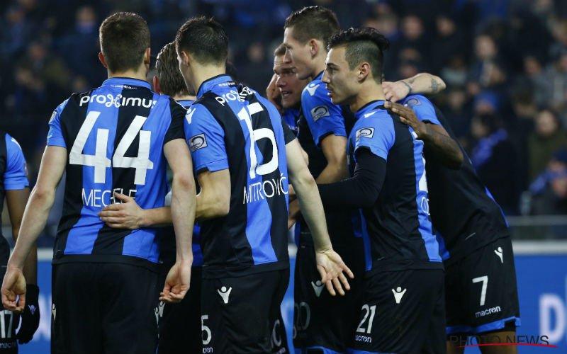 Dramatisch nieuws voor Club Brugge: Sterkhouder out met blessure