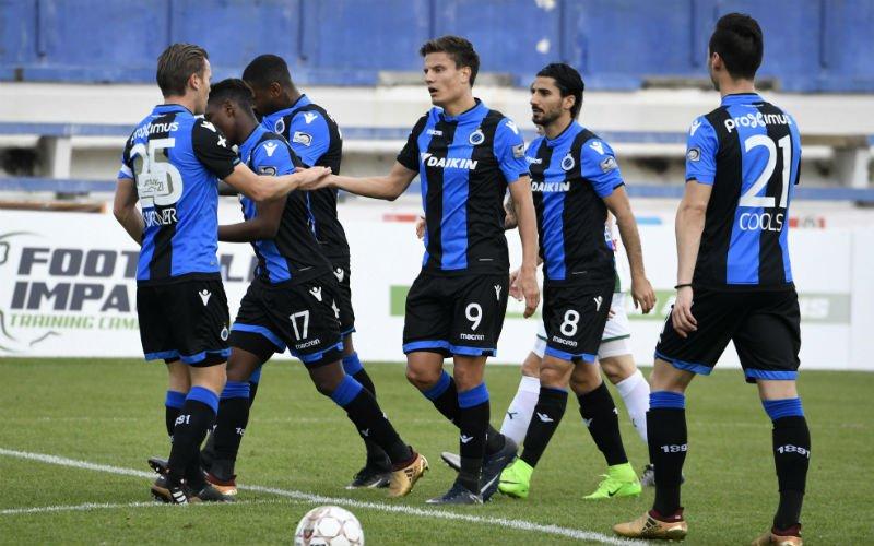 Club Brugge maakt eerste oefenmatchen én datum fandag bekend