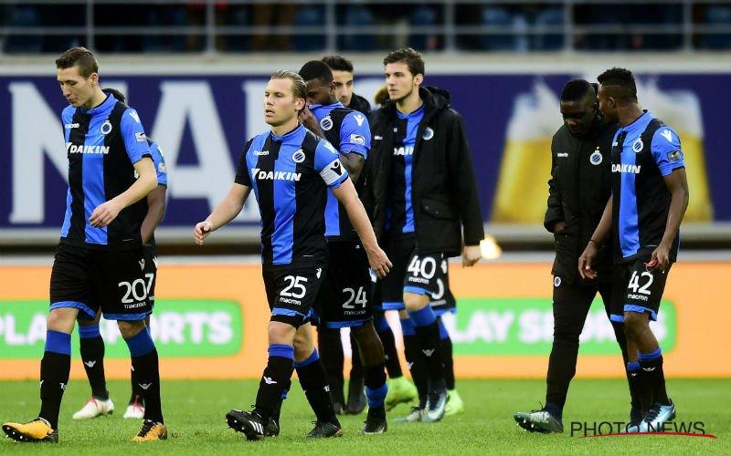 'Dit is het grote probleem van Club Brugge'