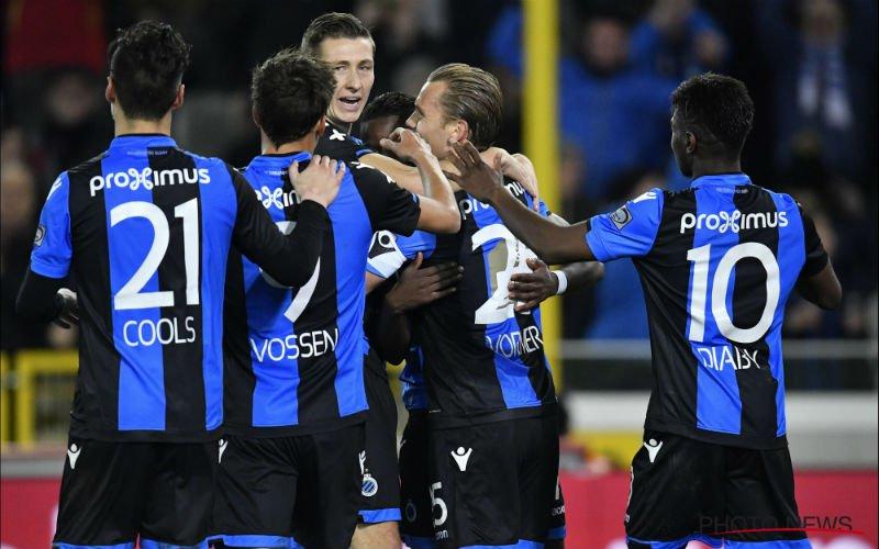 Club Brugge krijgt kritiek:
