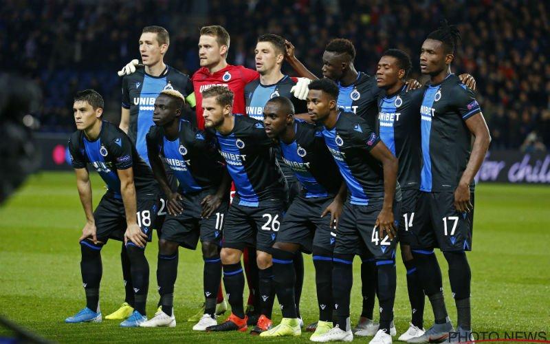 Chaos bij Club Brugge: