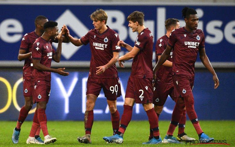 'Sterkhouder wil Club Brugge per direct verlaten'