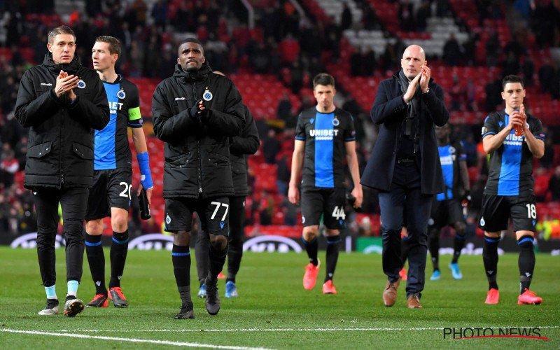 'Het kan plots hélemaal fout lopen voor Club Brugge'