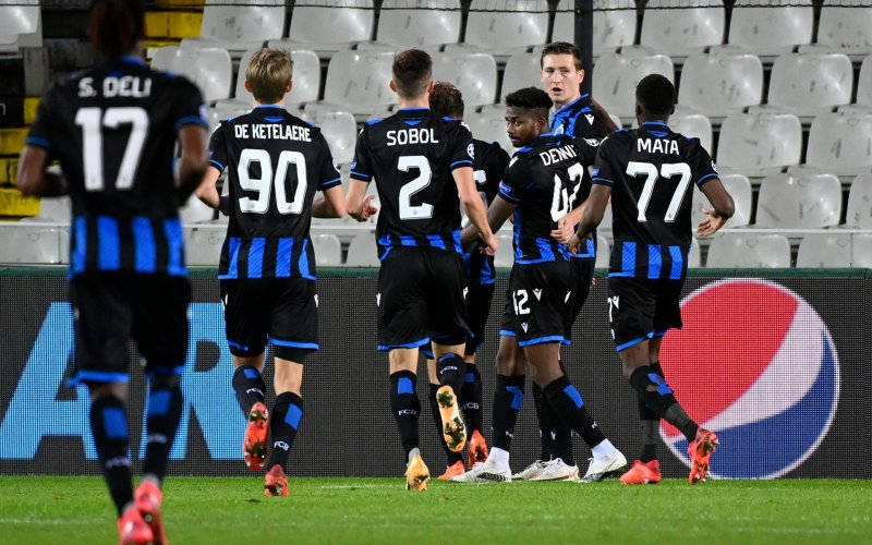 Gazzetta dello Sport schrikt enorm van één Club Brugge-speler: