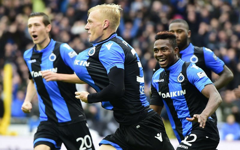 Club Brugge zet Antwerp opzij en is nog wat steviger leider