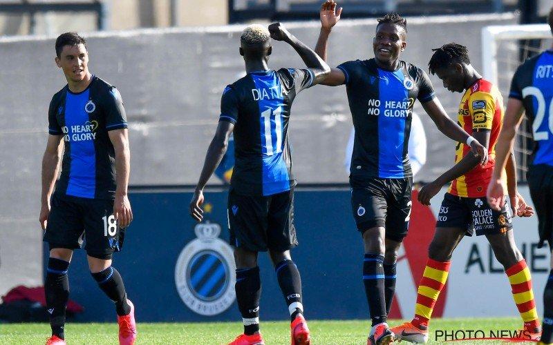 Efficiënt Club Brugge smeert KV Mechelen stevige nederlaag aan