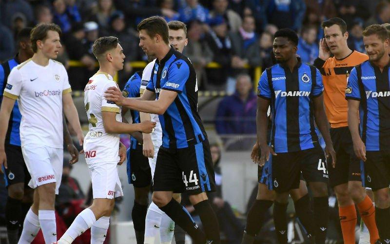 Opschudding na Club Brugge-Genk: