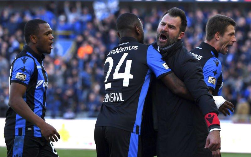 Club Brugge heeft plots enorm voordeel ten opzichte van Genk in titelstrijd