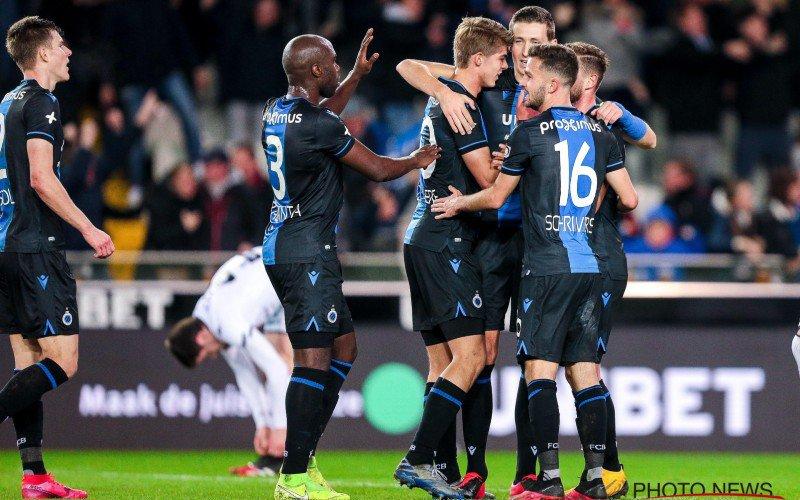 Club Brugge is de nieuwe landskampioen: