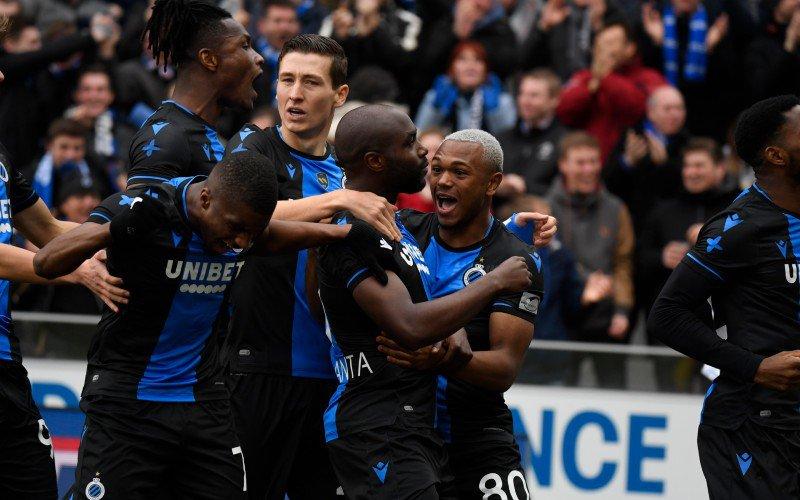 Club Brugge bevoordeeld door refs: