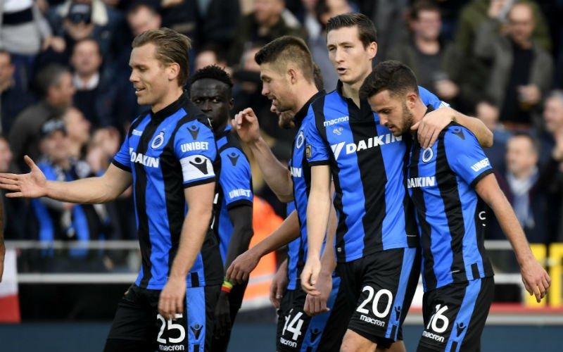 Club Brugge kondigt heel straf nieuws aan