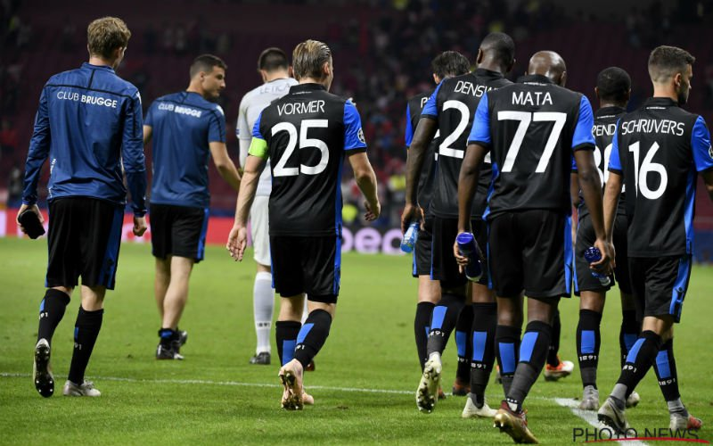 'Tegenstander in Champions League wilde Club Brugge onthoofden'