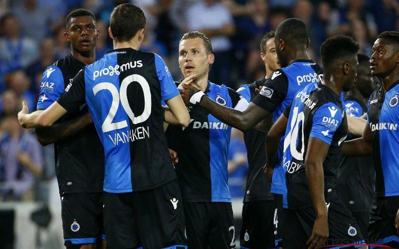 Deze speler keert volgend seizoen (mogelijk) terug bij Club Brugge