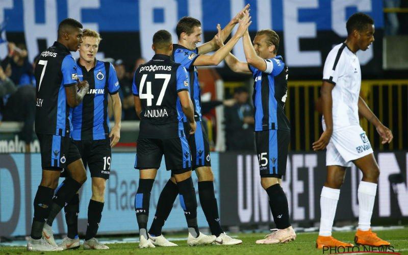 Zware blessurecrisis teistert Club Brugge: al deze spelers zijn out