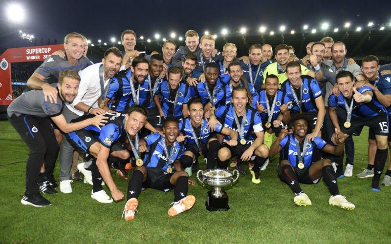 Club Brugge ziet gedroomde transfer na enkele maanden al vertrekken