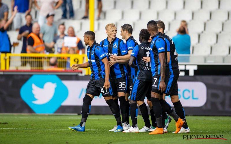 'Tottenham brengt niet te weigeren bod uit op sterspeler van Club Brugge'