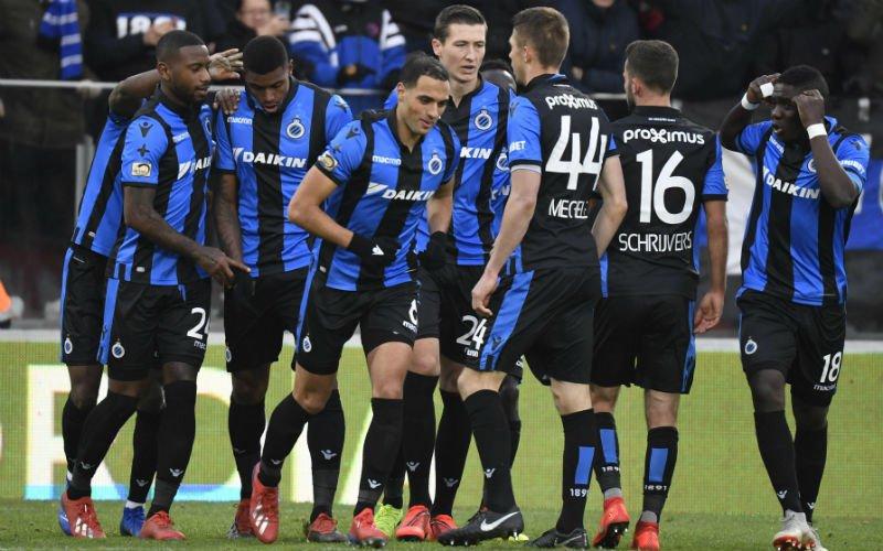 'Belgische clubs staan in de rij voor gefrustreerde Club Brugge-speler'