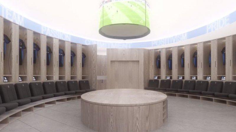 Club Brugge stelt magistraal en gloednieuw oefencomplex voor (Video)