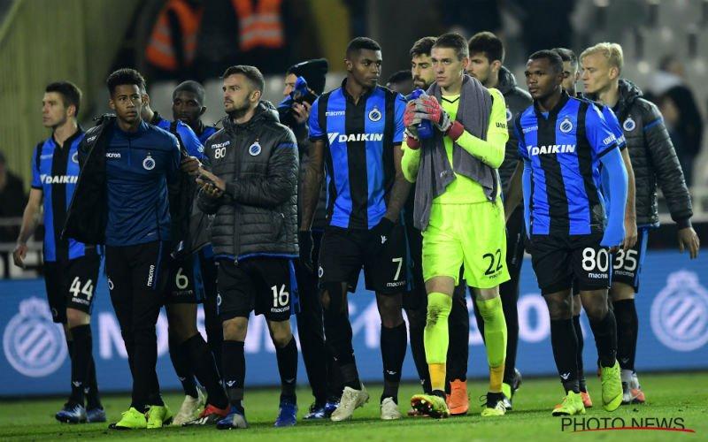 Bizar: CL-duel van Club Brugge niet op Q2 en ook niet op Vier