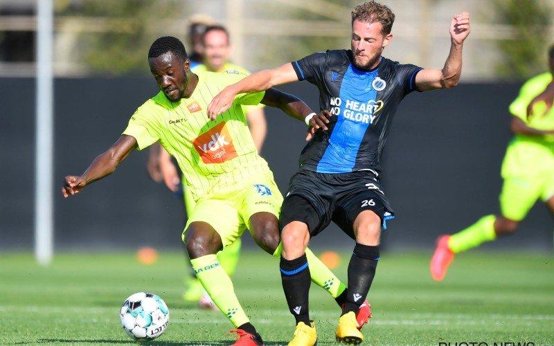 Sterk AA Gent gaat winnen bij Club Brugge na aangenaam kijkstuk