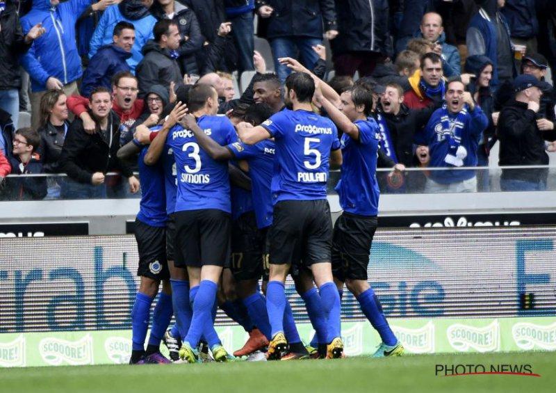 Speler van Club Brugge dreigt te vertrekken: