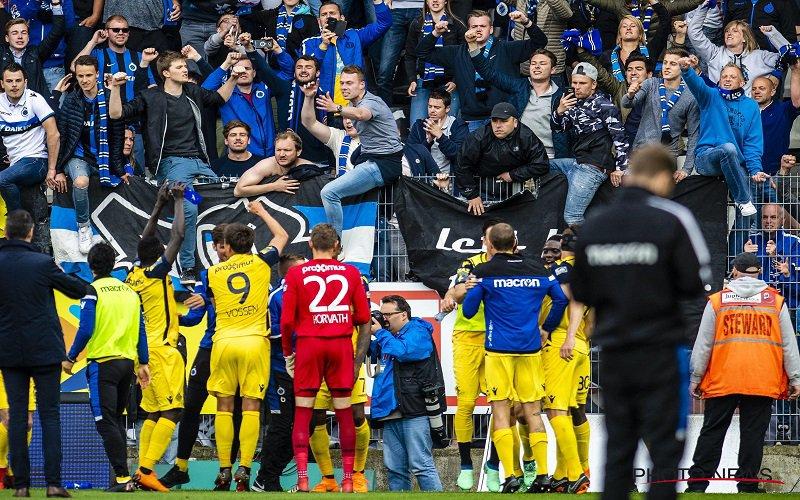 'Club Brugge pakt de titel door… het Eurovisiesongfestival?'