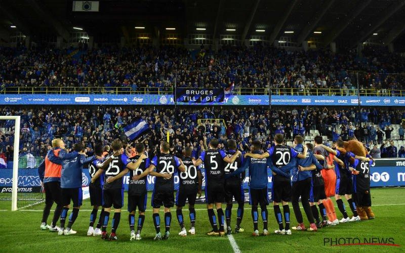 Club-fans zakken door ondergrens met misselijkmakende actie