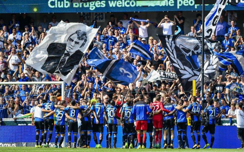 Alweer nieuwe aanwinst arriveert bij Club Brugge