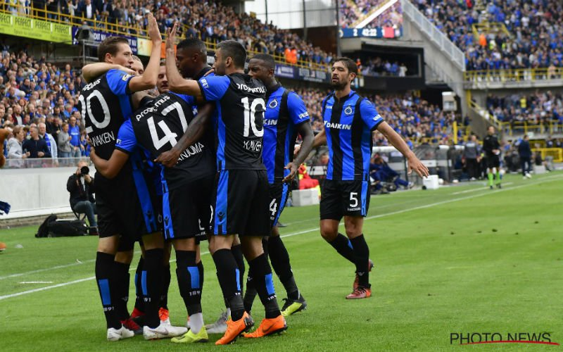 Bookmaker doet forse voorspelling over Club Brugge
