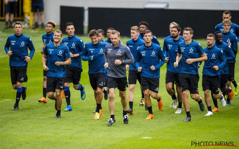 Nieuwkomer schittert meteen bij Club Brugge: