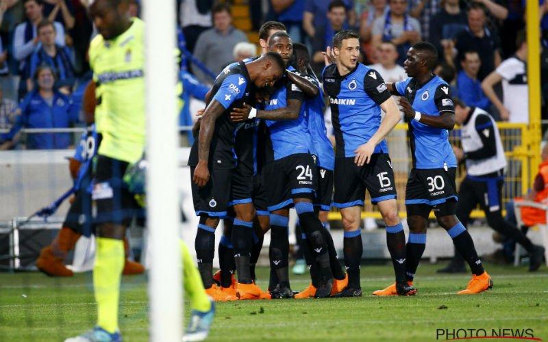 Speler Club Brugge maakt serieus indruk: