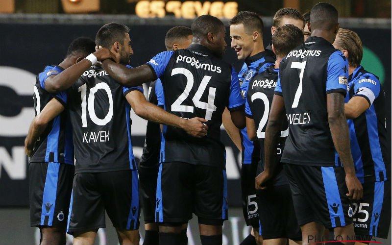 Club Brugge krijgt enorme boost in Champions League