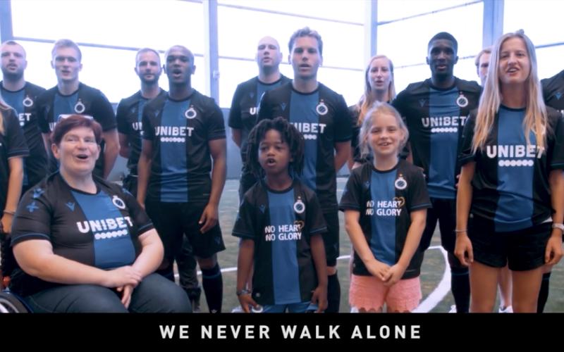 Club Brugge en Macron verrassen: dit is het nieuwe home shirt