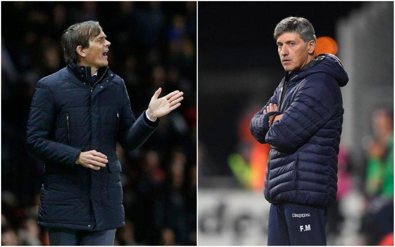 'Phillip Cocu en Felice Mazzu nadrukkelijk in beeld bij Anderlecht'